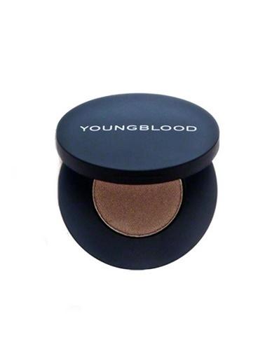 Young Blood Gilded Pressed Eyeshadow - Açık Toprak Tonda Sıkıştırılmış Tekli Far 4 g Kahve